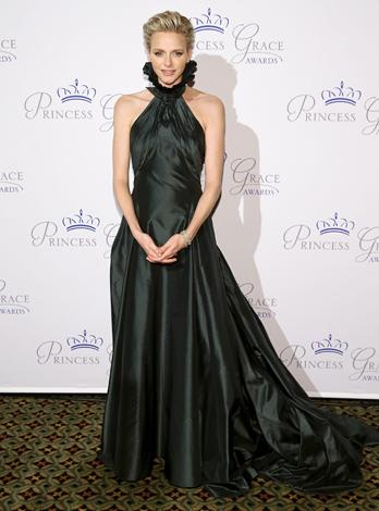 The royal attends the Princess Grace Awards Gala at in New York City in October, 2013.