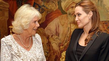 Camilla and Ange unite against sexual abuse