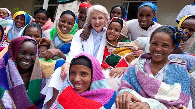 Mothers in Ethiopia