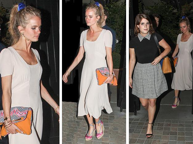 Prince Harry's ex is no wallflower in the style stakes with her outlandish and edgy hipster style.