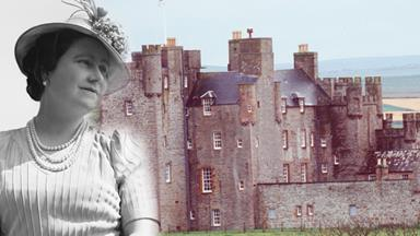 Queen Mother's castle for hire