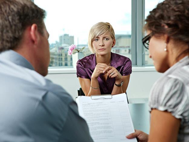 Job interview, Thinkstock