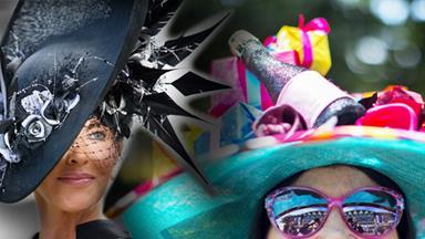 The Weird, Wacky and Royal hats at Ascot