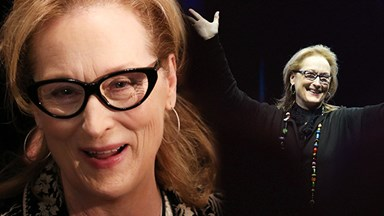 Meryl Streep continues to dominate at 65