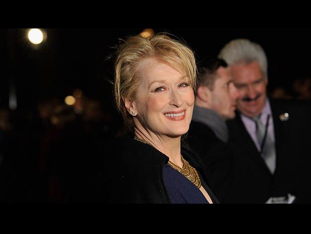 Happy birthday Meryl!