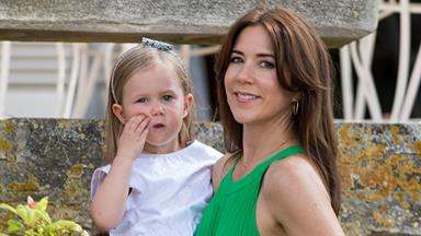 Princess Mary takes Prince Christian and Princess Isabella to a One Direction concert