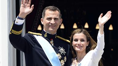 Spain welcomes its new King