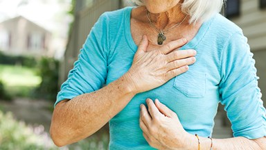 Heart attack risk for women with depression
