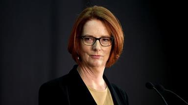 Gillard tried to 'shine a light on sexism'
