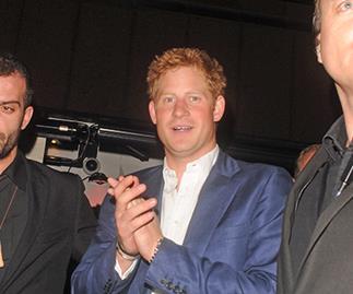 Prince Harry London club 2012