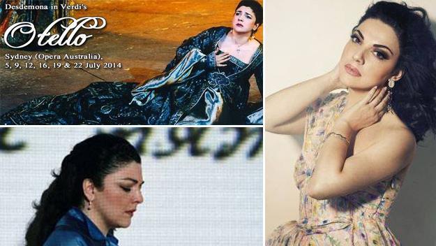 Tamar Iveri opera singer