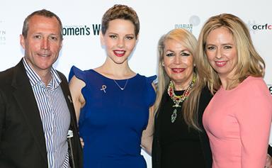 "Shining a spotlight on ovarian cancer, the ""silent killer"" of women"