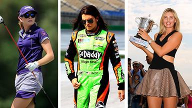 Ten highest paid female athletes