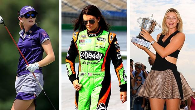 The ten highest paid female athletes