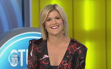 Presenter Sarah Harris reveals troubled past