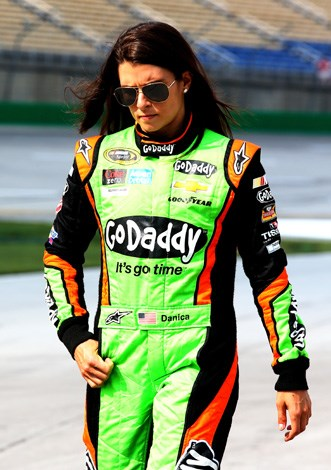 **Danica Patrick: $15 million** Danica Patrick is the female athlete beating the boys at their own game. The 32-year-old Nascar Sprint Cup series driver is earning the big bucks racing the boys and has scored an impressive $6 million in prize money and $9 million in endorsements, according to *Forbes*.