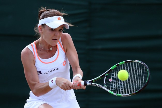 **Agnieszka Radwanska: $7.4 million** While she might sit at eighth on the rich list but Polish tennis player Agnieszka Radwanska still walks away a winner. According to Forbes the 25-year-old has earned $4.9 million in prize money and another $2.5 million in endorsement deals.