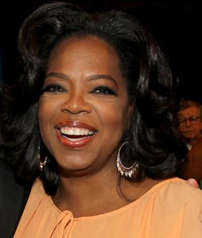 TV Queen Oprah Winfrey came in at no. 4 on this year's list with her OWN network flourishing into surplice in 2013.