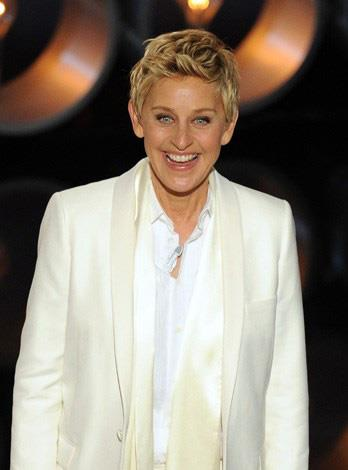 As the host and executive producer of The Ellen Show, Ellen DeGeneres reportedly earned $70 million in the past financial year. The 56-year-old managed to break the record for the most re-tweeted Twitter post in history with her A-list Oscar selfie featuring Brad Pitt, Angelina Jolie, Meryl Streep, Bradley Cooper and other superstar award show attendees.