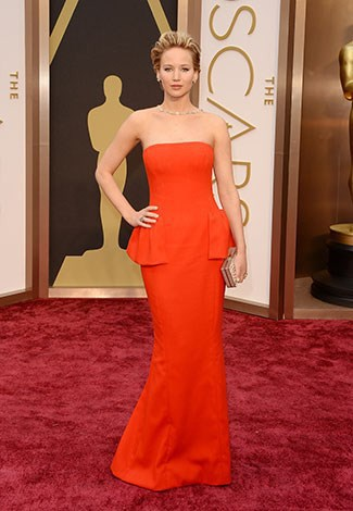 As the star of The Hunger Games actress Jennifer Lawrence proves that women can be just as good a draw card for blockbusters as the blokes. The 23-year-old earned an estimated $34 million in the past year and was named as the world's most powerful actress.