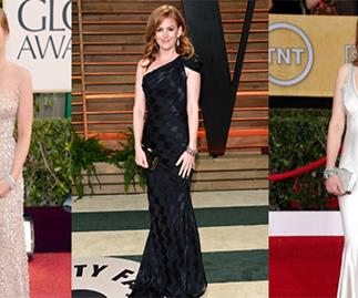 Isla Fisher red carpet