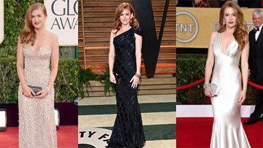 Style starlet: Isla Fisher's red carpet looks