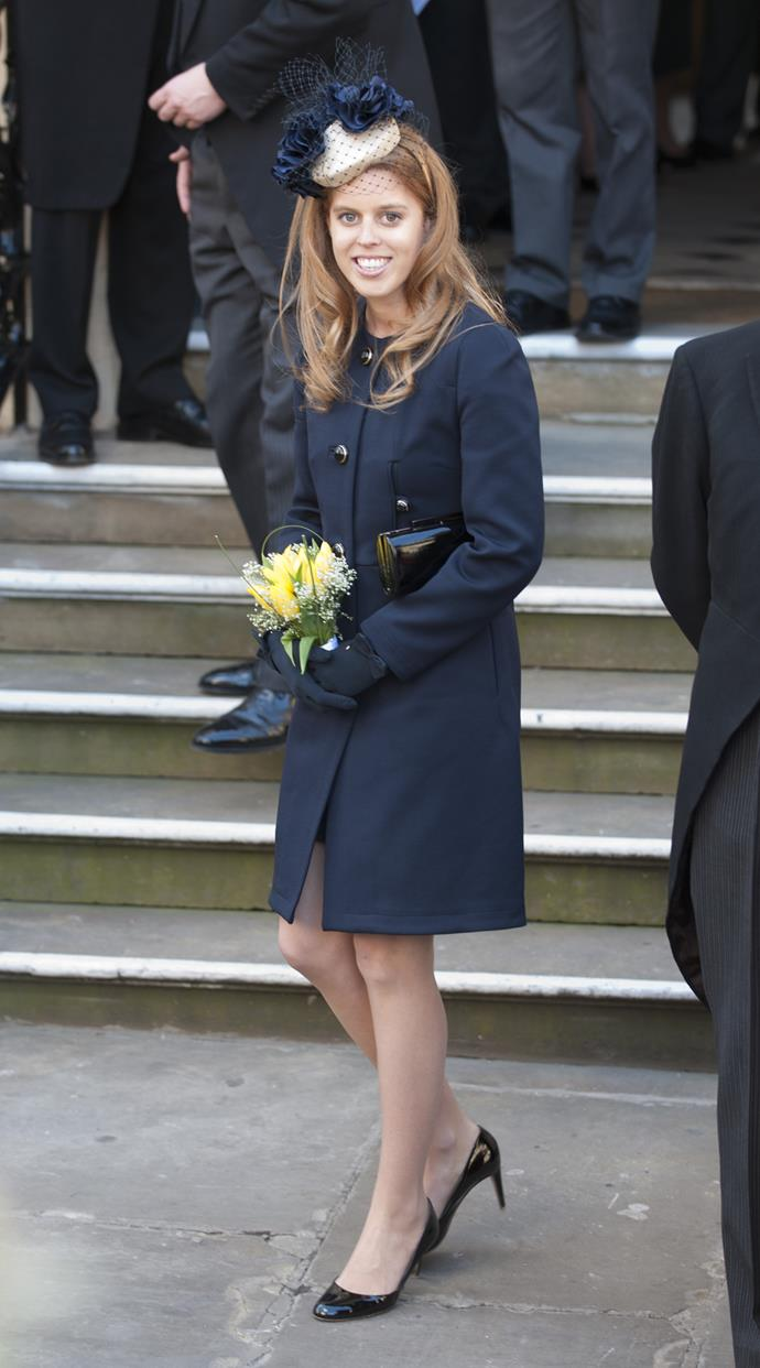Her Royal Highness at The Mansion House In York in 2012.