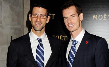 Will Andy Murray be Novak Djokovic's best man?