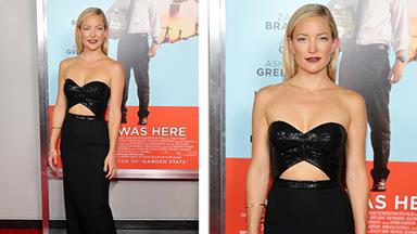 Kate Hudson and the timeless LBD trend