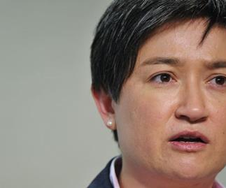 Leader of the Labor Party in the Senate, Penny Wong