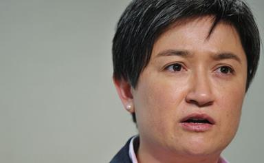 Penny Wong speaks out against homophobia