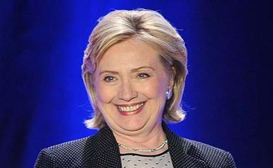 Hillary hints at presidential run