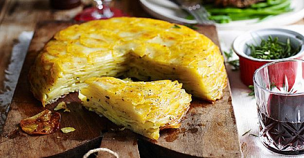 """**[Potato and rosemary galette](https://www.womensweeklyfood.com.au/recipes/potato-and-rosemary-galette-26794