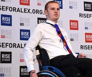 NRL and the nation rise for injured player Alex Mckinnon