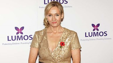JK Rowling reveals plans for crime book series