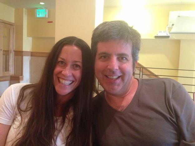 You oughta know that Alanis Morissette has a twin brother, Wade.