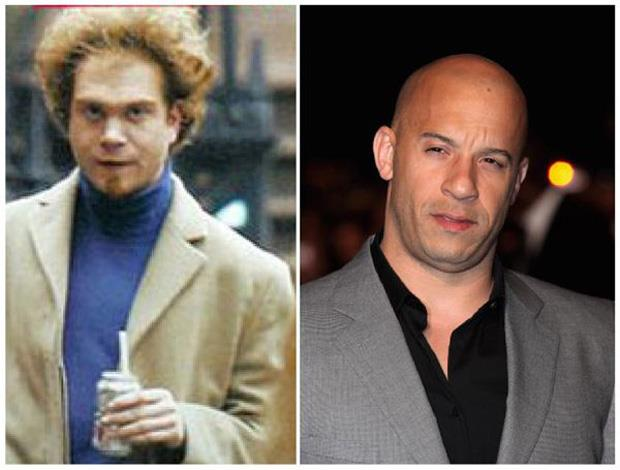 Vin Diesel shares a special connection with his brother, Paul Vincent.