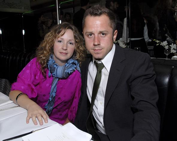Actor Giovanni Ribisi was double trouble with his sister Marissa.