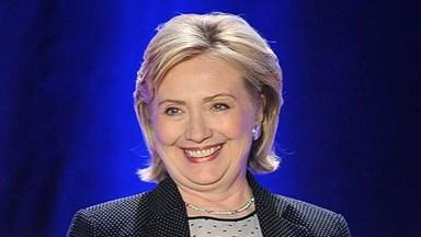 Hillary Clinton: 'Women in politics need thick skin'
