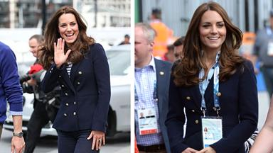 Kate Middleton's favourite outfit repeats