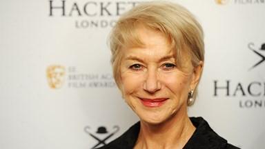 Helen Mirren: 'Women still have to struggle'