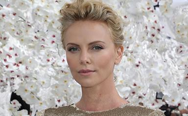 """Charlize Theron: """"I don't have a perfect body"""""""