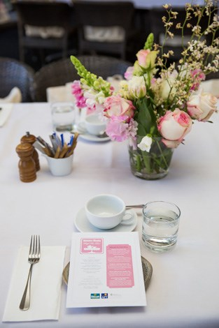 The first of the Australian Women's Weekly's High Tea's were held at the Pavilion in Sydney.