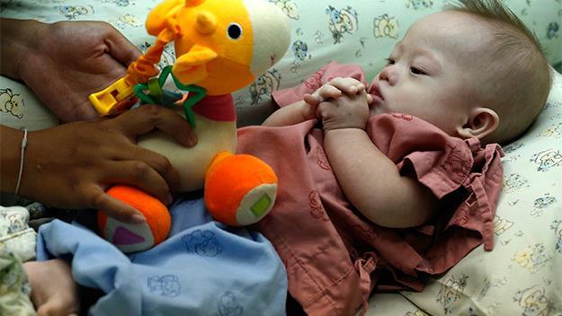 Baby Gammy was abandon in Thailand