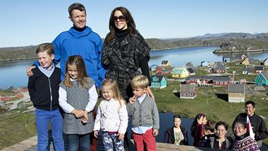 Princess Mary's Greenland holiday photos