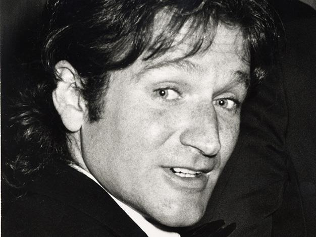 A young Williams in April 1979.