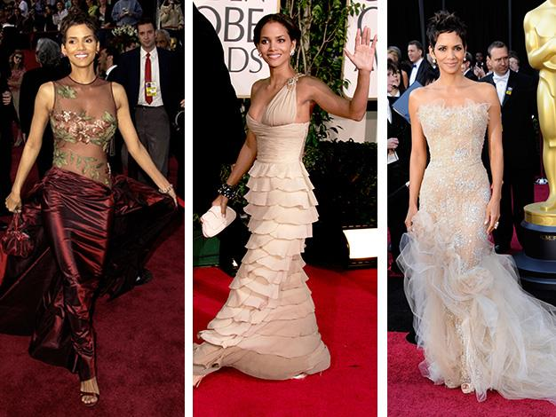 Halle Berry's most memorable red carpet looks.