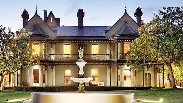 Australia's most expensive homes