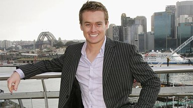 Grant Denyer's great escape