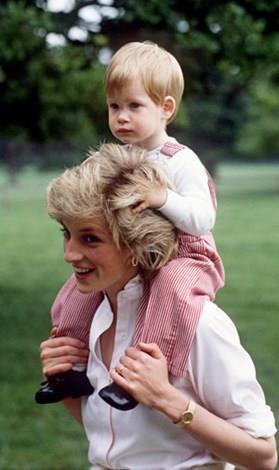 Diana and Harry.